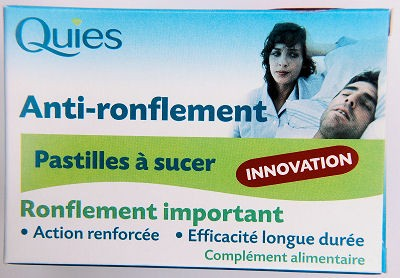 Quies_ronflement_pastilles