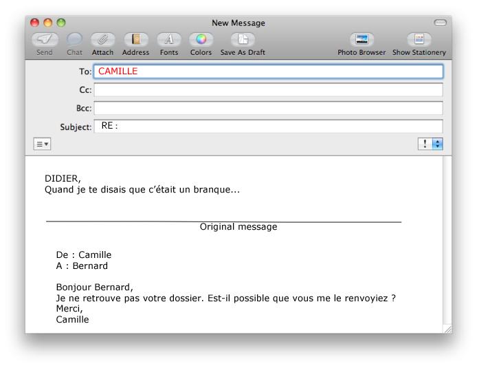 erreur-transfert-mail